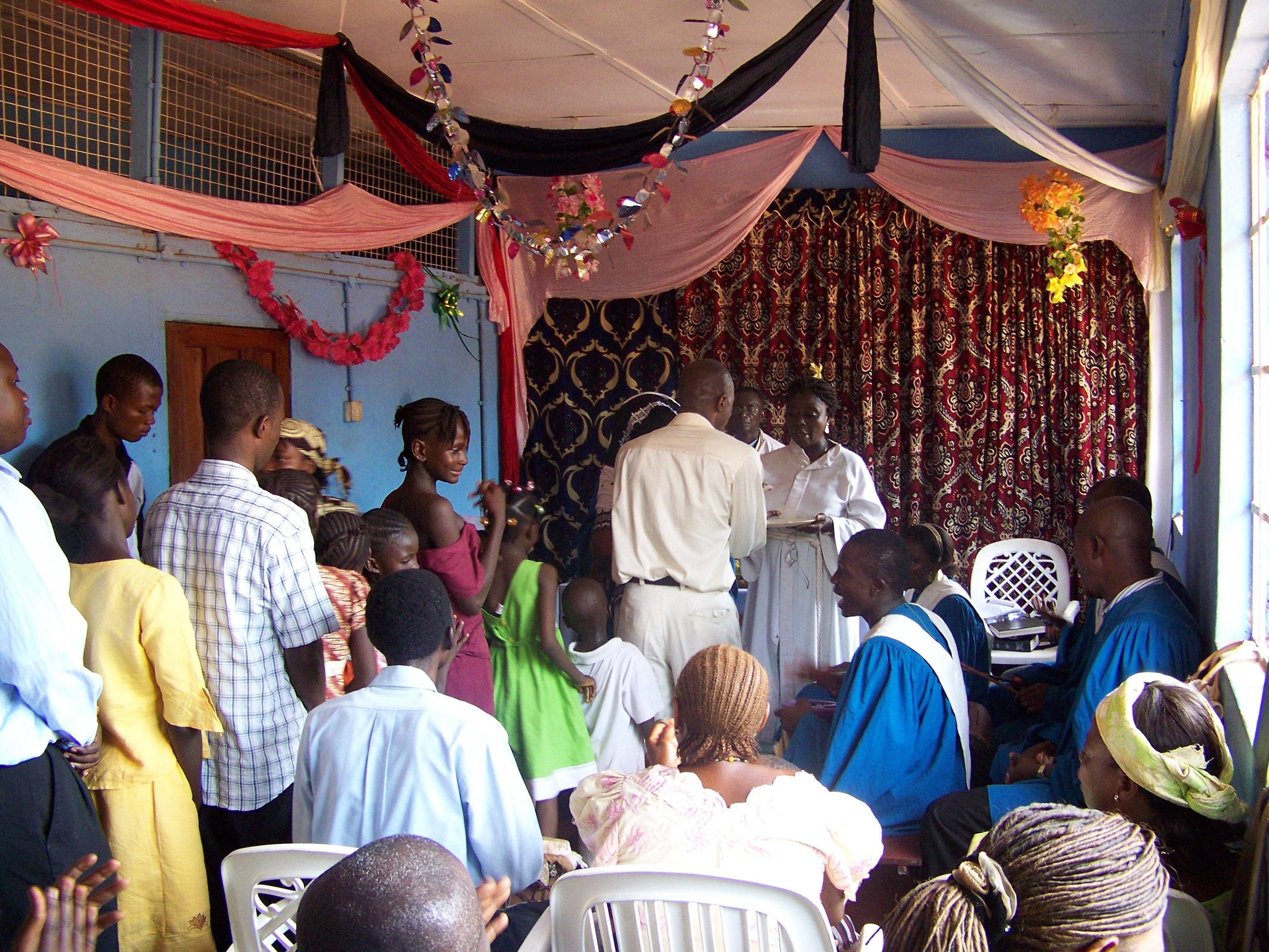 King of Kings Lutheran Church | On mission Sierra Leone Blog